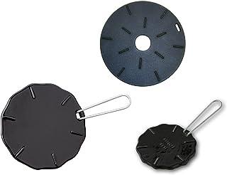 1 X Ilsa Cast Iron Heat Diffuser Reducer 8.25 Inch