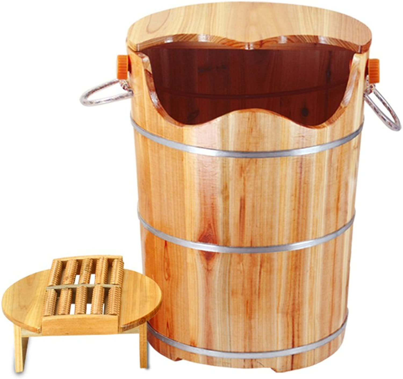 Fu Wanne Feste Zhirong Holz Isolierung Farbe B Geschenke