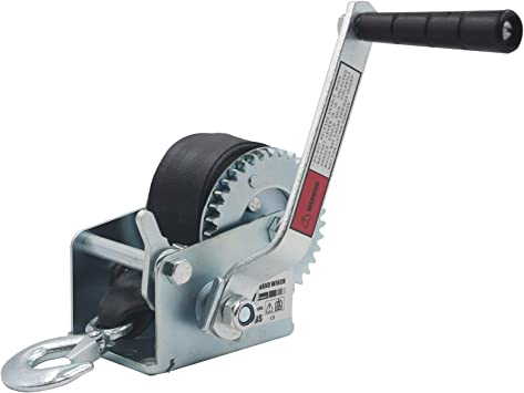 Manual Winches Material Handling Products 600LBS Heavy Duty Winch ...