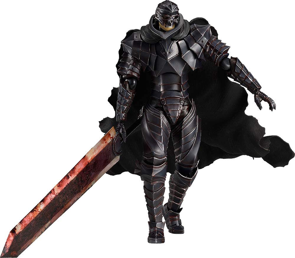 Max Factory Figma Guts: Berserker Armor Ver. Repaint/Skull Edition
