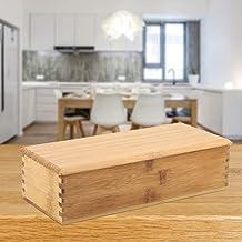 Oumefar Boîte de Rangement pour Couverts Boîte de Rangement Polyvalente pour cuillère pour hôtel pour Couteaux à Steak