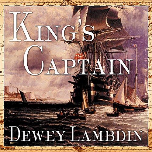 King's Captain audiobook cover art