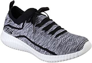 Skechers Men's Elite Flex Ibache Cross Training Shoes Black/White