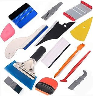 TOOGOO Tools Set Kit Applicatore per Pellicole Tint per Vetri Auto per Decalcomanie per Il Confezionamento di Automobili Interni DIY