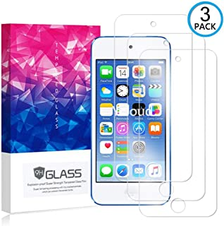 cec7b614898 Ycloud [3 Pack] Protector de Pantalla para Apple iPod Touch 5 / Touch 6