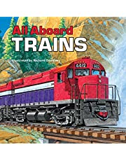 All Aboard Trains (All Aboard 8x8s)