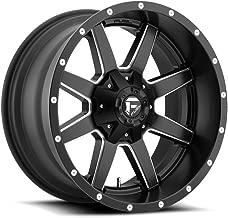 Best fuel maverick 20x10 offset Reviews