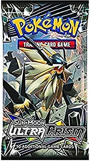 Pokémon TCG: Sun & Moon—Ultra Prism Booster Pack