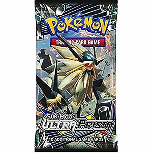 Pokémon TCG: Sun & Moon—Ultra Prism Booster Pack