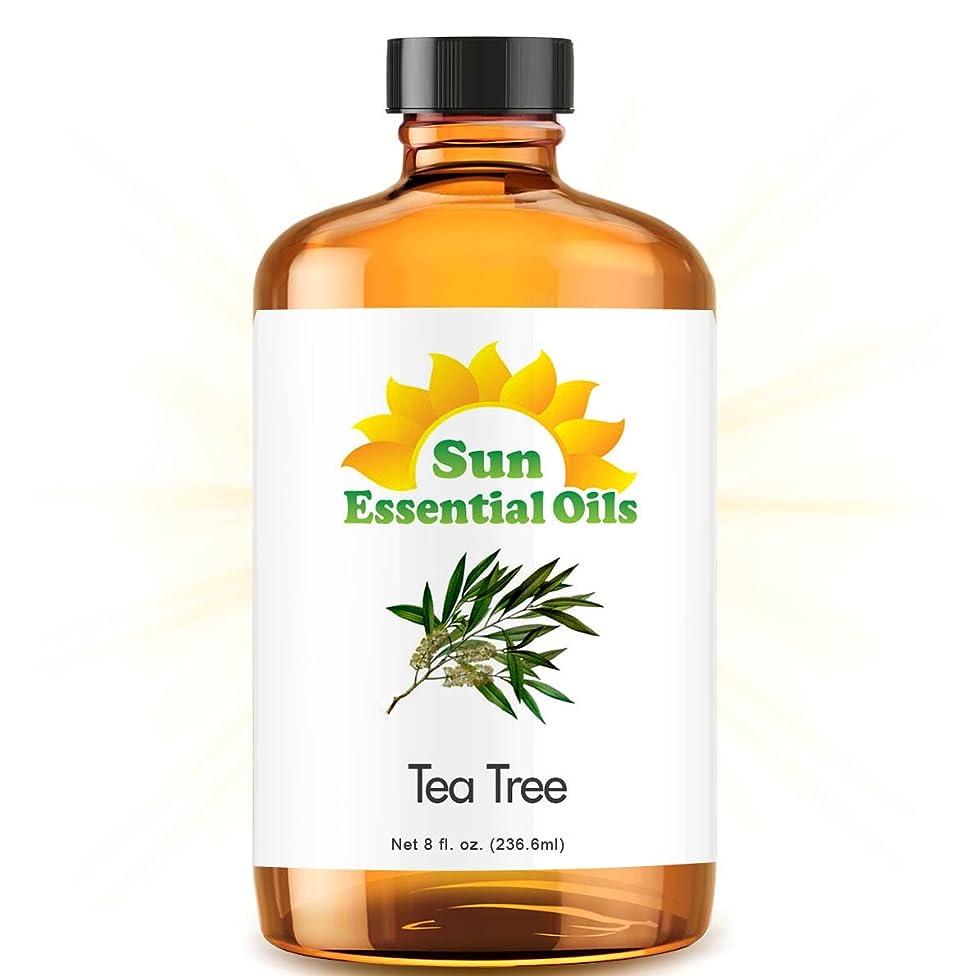Tea Tree (Huge 8oz) Best Essential Oil