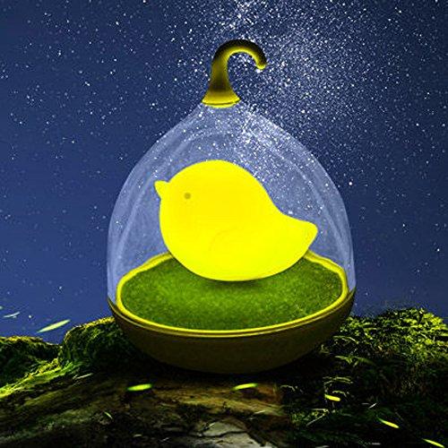 TopYart「ナイトライト鳥籠デザイン調光可能」