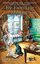 Cat Mystery books - By Familiar Means