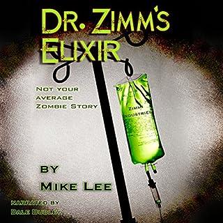Dr. Zimm's Elixir audiobook cover art