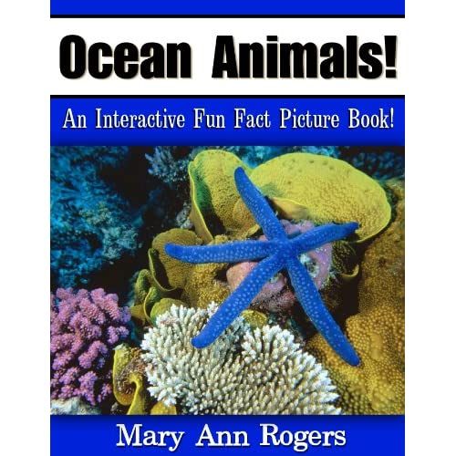 Amazing Facts Ocean Animals An Interactive Fun Fact Picture Book amazing Animal Facts Series Amazoncom Ocean Facts Amazoncom