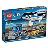 LEGO - 60079 - City - Jeu de Construction - Le Transporteur d'Avion