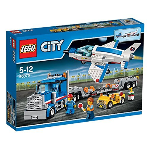 LEGO City 60079 - Weltraumjet mit Transporter