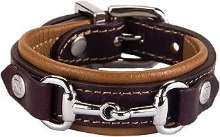 Best horse bit bracelet leather Reviews