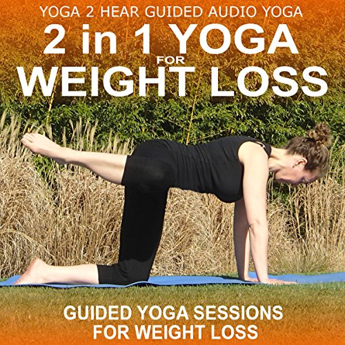 2 in 1 Yoga for Weight Loss cover art