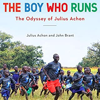 The Boy Who Runs audiobook cover art