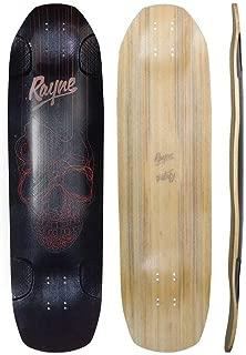 Rayne Longboards Darkside Freeride Longboard Deck