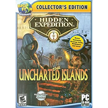 Hidden Expedition 5  The Uncharted Island - PC
