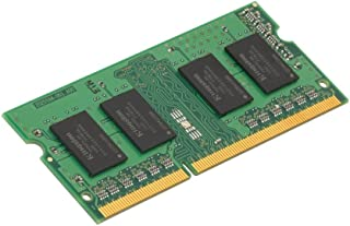 Kingston KVR13S9S6/2 - Memoria RAM de 2 GB (DDR3, 1333 MHz, SO-DIMM, CL9 SR X16) (colores surtidos: verde/azul)