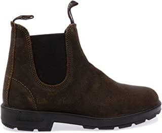 Luxury Fashion | Blundstone Men BCCAL04181615888 Brown Leather Ankle Boots | Spring-summer 20