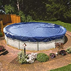 WINTER IS COMING, ARE YOU READY? Our covers aren't delicate winter pool covers that rip and tear and leave your pool with green and brown muck? Our round winter pool covers for above ground pools are EXTRA THICK and SUPER DURABLE to BRAVE THE HARSHES...
