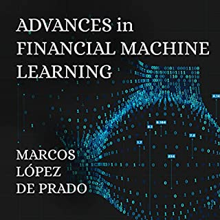 Advances in Financial Machine Learning audiobook cover art