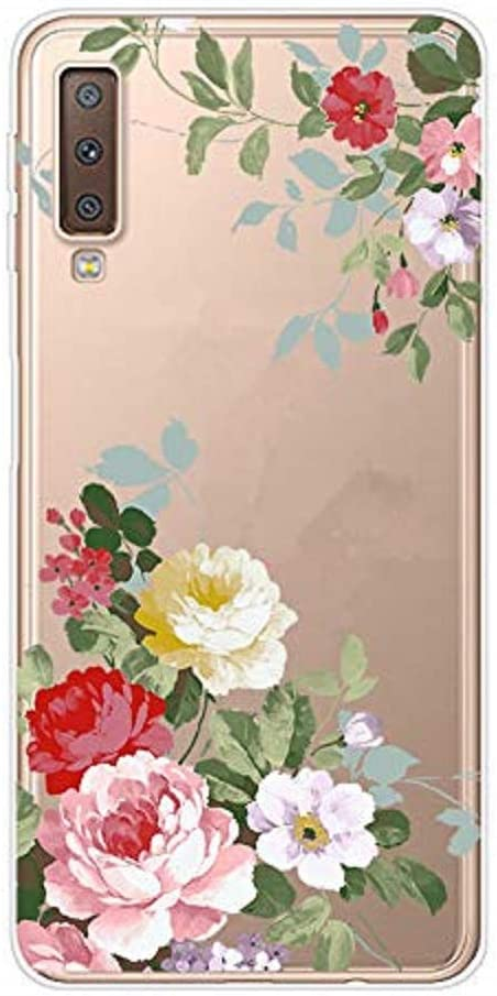 OFFicial Amocase Cute Floral Case with 2 in Stylus for Samsung Galaxy 1 High material A