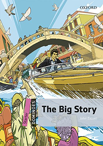 Dominoes Starter. The Big Story MP3 Pack