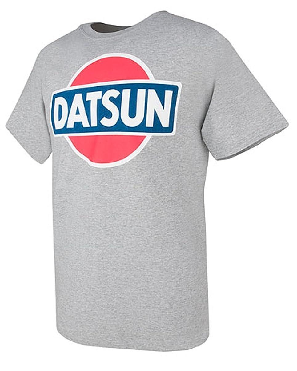 Nissan Datsun T-Shirt Gray-Large