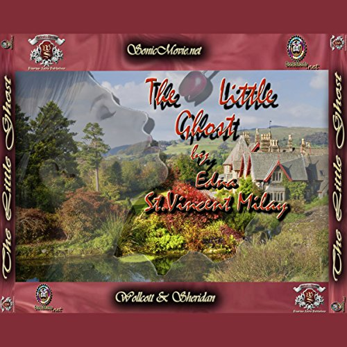 The Little Ghost audiobook cover art