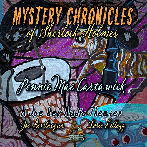 Mystery Chronicles of Sherlock Holmes, Extended Edition copertina