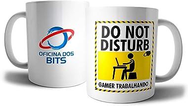 Caneca de porcelana - Do Not Disturb