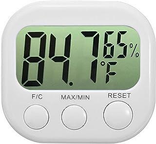 XYXZ Higrómetro Electrónico LCD Medidor De Humedad De Temperatura Interior De La Habitación Higrómetro Digital Termómetro ...