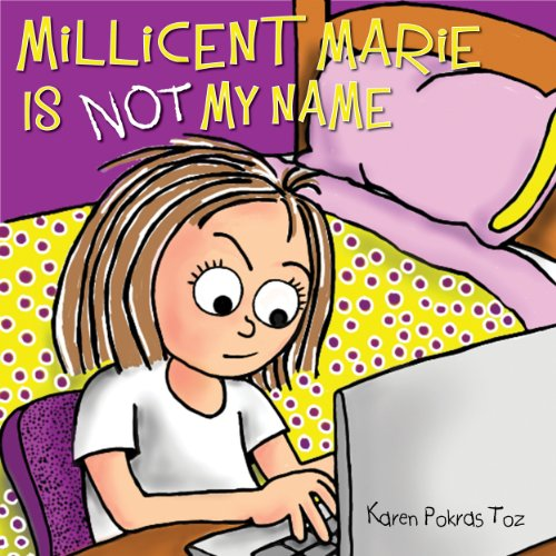 Millicent Marie Is Not My Name audiobook cover art