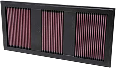 K&N Engine Air Filter: High Performance, Premium, Washable, Replacement Filter: 2011-2017 Mercedes V6 3.5L (S400 Hybrid, E...