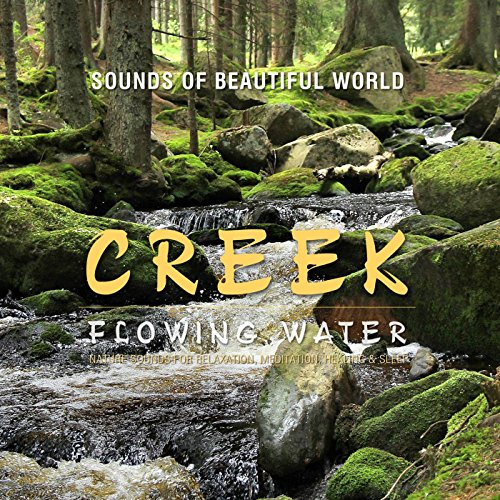 Flowing Water: Creek (Nature Sounds for Relaxation, Meditation, Healing