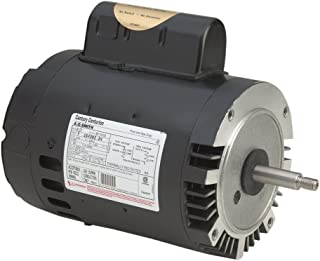 A.O. Smith B127 3/4 HP, 3450 RPM, 1 Speed, 230/115 Volts, 6.0/12.0 Amps, 1.5 Service Factor, 56J Frame, PSC, ODP Enclosure, C-Face Pool Motor