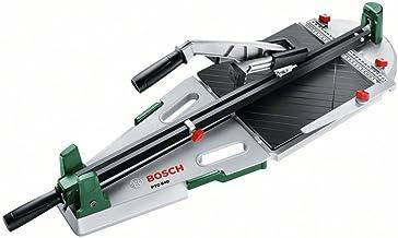 Bosch kakelskärare PTC 640 (kakeltjocklek: 12mm, snittlängd: 640mm, diagonal snittlängd: 450mm, i kartong)