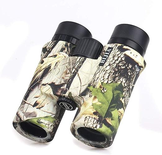 LISAY Militaire HD 8x32 Jumelles Professionnel Télescope De Chasse Haute Qualité Vision BAK4 Armée Camouflage Couleur
