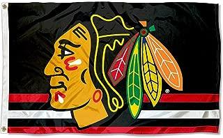 chicago blackhawks flag 3x5