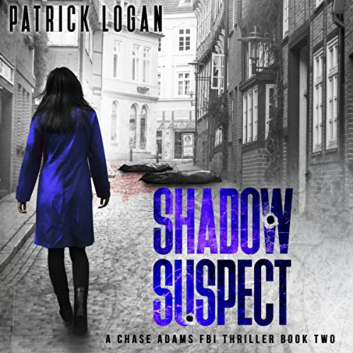 Shadow Suspect audiobook cover art