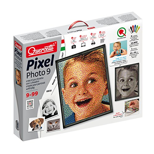 Quercetti 00810 Mosaico con rejilla , color/modelo surtido