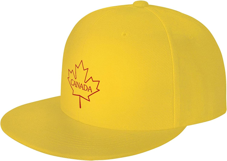 Finally popular brand XCKFlvdfKDcv Canada Flag Maple2 Baseball Ladies' Clothing Columbus Mall Men's