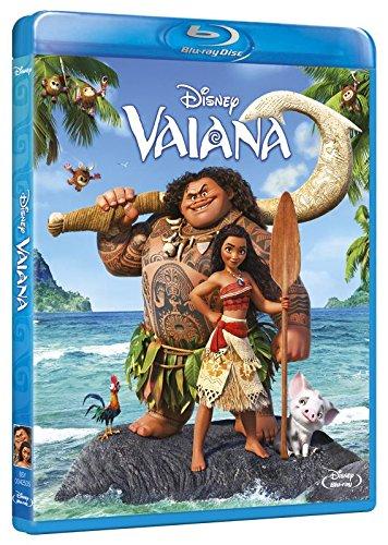 Vaiana, la légende du bout du monde (Moana, Importé d'Espagne, langues sur les détails)