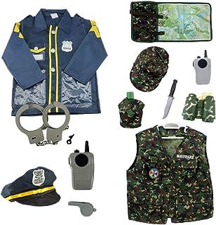 Amazon.es: disfraz de policia niño: Ropa