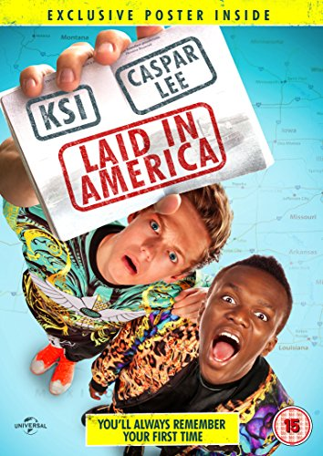 Laid in America (Limited Edition with Exclusive Signed Film Poster) [DVD] [2016] UK-Import, Sprache-Englisch