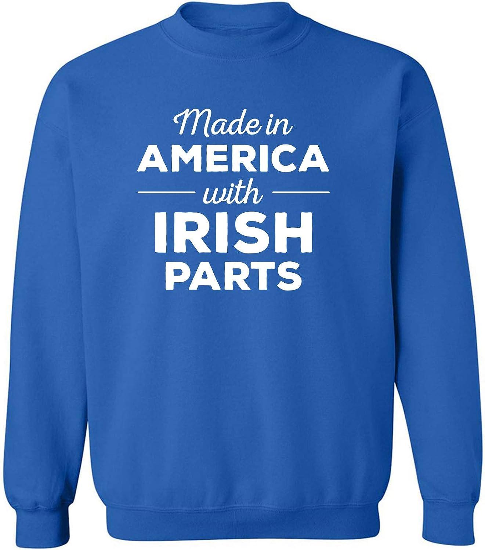 Made In America w/ Irish Parts Crewneck Sweatshirt